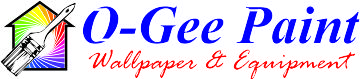 O-Gee Paint Logo